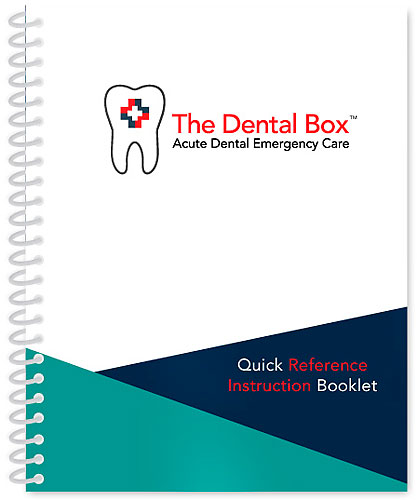 The Dental Box Instruction Booklet (DB1)
