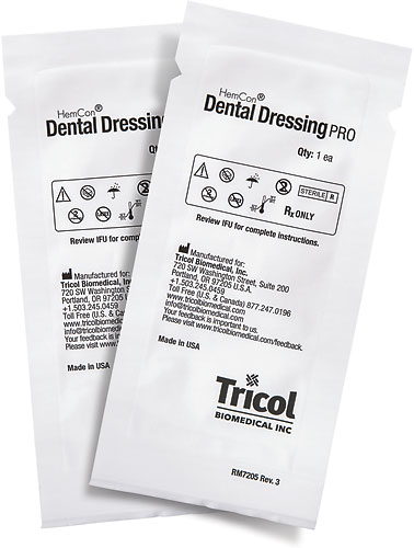 HemCon® Dental Dressing (DB21)