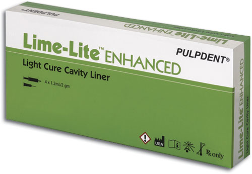 Lime-Lite™ Enhanced Light Cure Cavity Liner