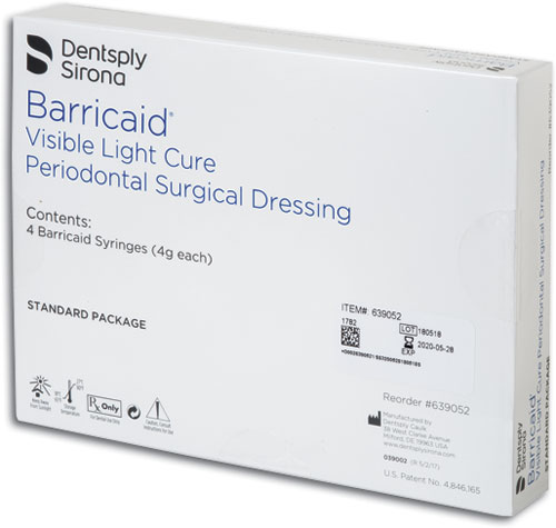 Barricaid Periodontal Dressings